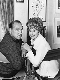 gale gordon and lucille ball
