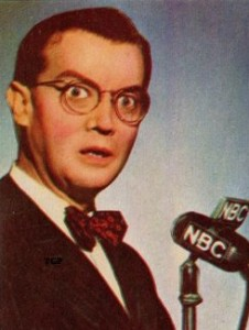 joseph kearns old time radio actor
