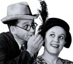 Fibber McGee and Molly in 1937