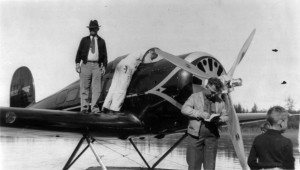 Will Rogers and Wiley Post 1935